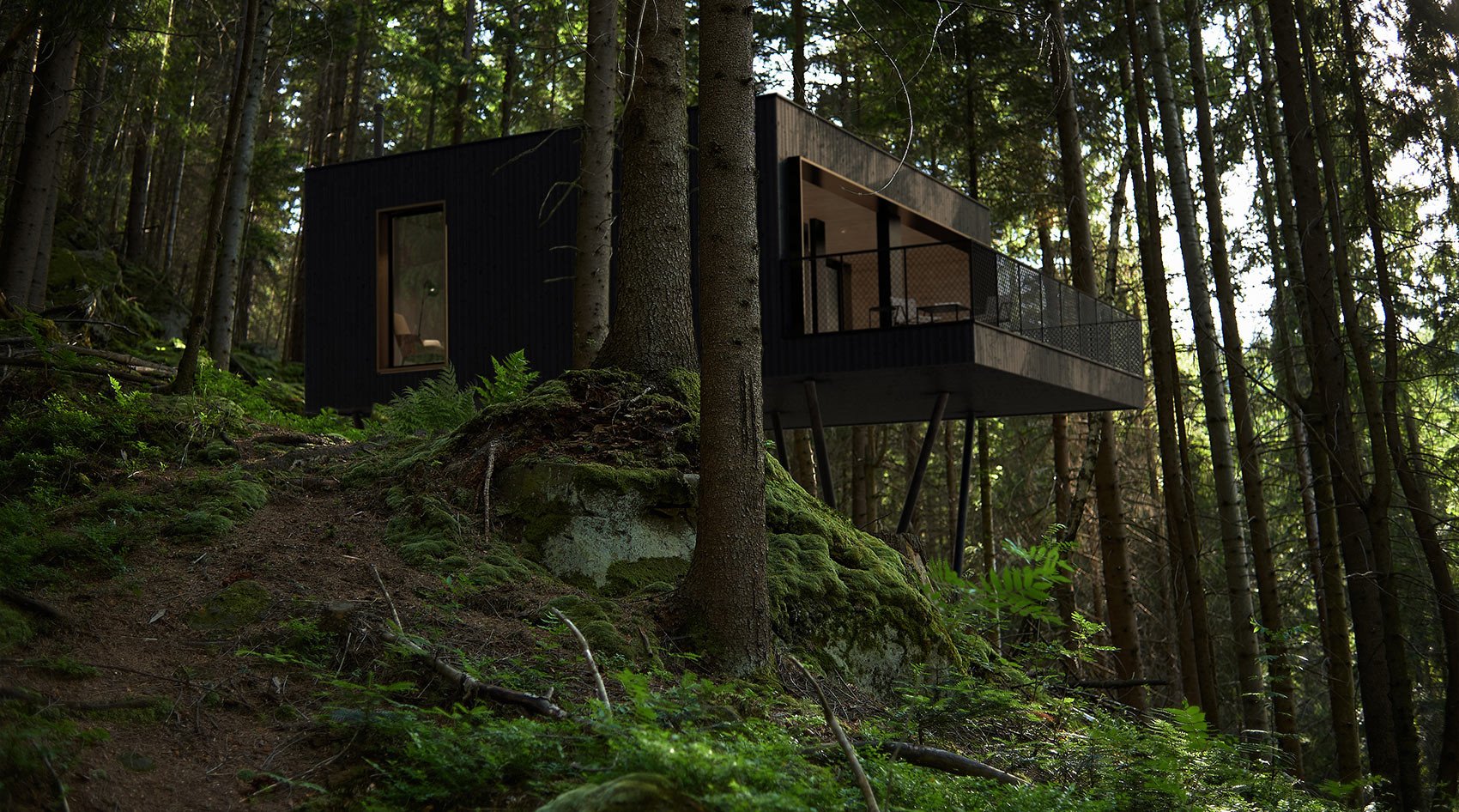 FORREST VACATION HOME